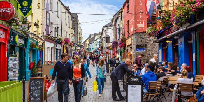 The Best Cities in Ireland: Galway