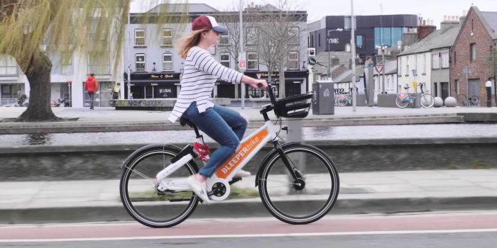Bleeper Bike